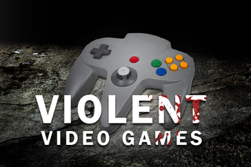 effects of violent video games on Playing video games for an hour a day may make children happier and more satisfied, one study says but another finds that playing violent games is.